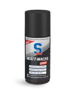 S100 Wax Matte Lak 250ml