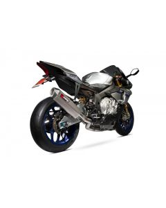 Scorpion Serket Superstock Style De-cat Titanium Silencer And Link Pipes Yamaha R1/R1M (15-19)