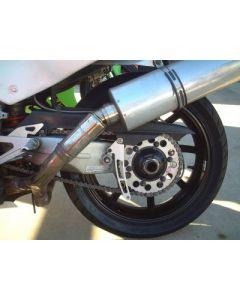 R&G TG0002C1 Kettingbeschermer Aluminium Zilver Honda VFR400