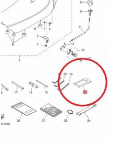 Yamaha Tool Kit XSR 700 B34-F8100-00