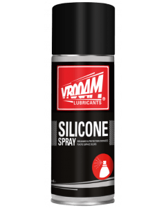 Vrooam Silicone Spray 0.4ltr