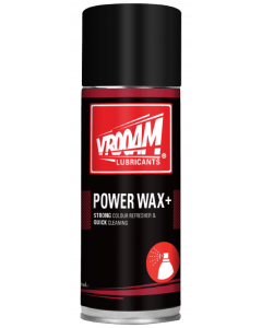 Vrooam Power Spray Wax&Shine