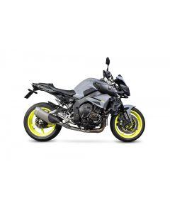 Scorpion Link-Pipe / Katvervanger RVS Yamaha MT-10 (16-)