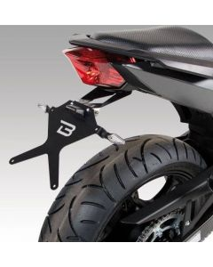 Barracuda Kentekenplaathouder Yamaha XJ 6 S Diversion (15)