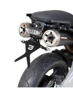 Barracuda Kentekenplaathouder + Achterlicht Yamaha MT03 (06-13)