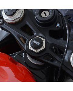 R&G YTI0016BK Kroonplaatmoer Dop Zwart BMW S1000RR 19-