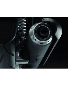 Honda Hitteschild Uitlaatdemper Zilver PCX 125 /150 (11-14)
