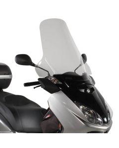 GIVI D438ST Windscherm Transparant Yamaha X-Max 125-250 (05-09)
