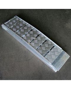 Heavy Duty Motor Oprijplaat Aluminium