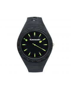 Kawasaki Horloge Zwart