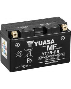 Yuasa Accu YT7B-BS