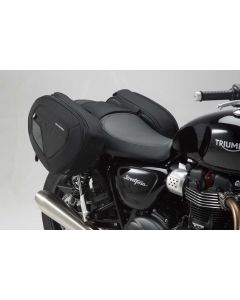 SW-Motech Zadeltassen Set Blaze Triumph Thruxton / Bonneville / T120 / Street Twin