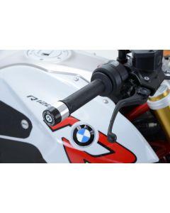R&G BE0099BK Stuurdoppen Zwart BMW R1200R '15-
