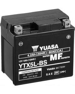 Yuasa Accu YTX5L-BS