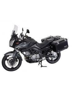SW-Motech Koffersysteem Trax Evo Zilver 45/45L Suzuki V-Strom 1000 / Kawasaki KLV 1001