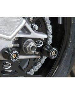 R&G CR0033BK Cotton Reels Bobbins Offset Zwart BMW S1000RR