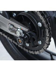 R&G CR0059BK Cotton Reels Bobbins Offset Zwart Honda CBR250RR 17-