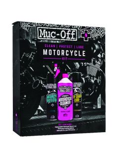 Muc-off Clean, Protect & Lube Set