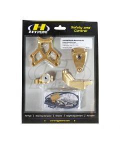 Hyperpro Stuurdemper Bevestigingskit 140MM