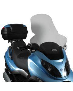 GIVI D501ST Windscherm Transparant Piaggio MP3 125-400 (06-11)