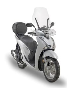 GIVI D1155ST Windscherm Transparant Honda SH125I-150I