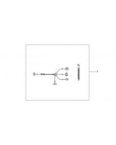 Honda Accessoire bedrading XL 700 V Transalp (08-13)