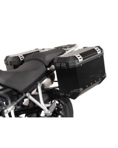 SW-Motech Koffersysteem Trax Evo Zilver 45/45L Ducati Multistrada 1200/S (10-)