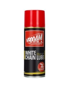 Vrooam Chain Lube White 400ml