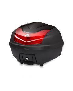 Yamaha Topkoffer City van 39 liter Midnight Black