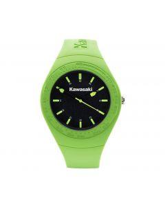 Kawasaki Horloge Groen