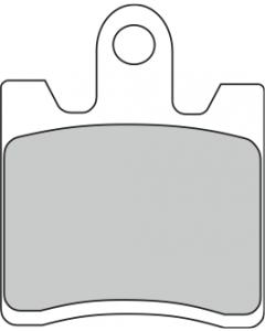 Ferodo Remblokken Voor Carbon Platinum FDB2086P