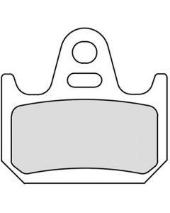 Ferodo Remblokken Achter Carbon Platinum FDB2200P