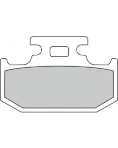 Ferodo Remblokken Achter Carbon Platinum FDB659P