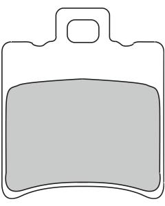 Ferodo Remblokken Carbon FDB680EF