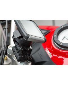 SW-Motech GPS Houder Quick Lock Ducati Multistrada 1200/S (15-)