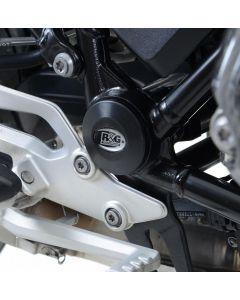R&G FI0120BK Frame Plug  Zwart BMW R1200RS 15- / R1200R 15-