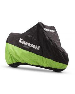 Kawasaki Motorhoes Binnen