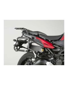 SW-Motech Koffersysteem Trax Evo Zilver 45/45L Yamaha Tracer 900