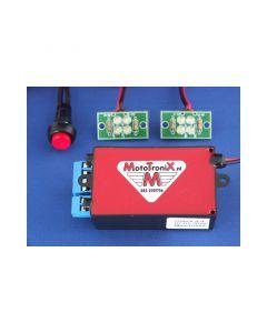 MotoTronix LED Alarmlicht Flitser LED
