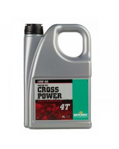 Motorex Cross Power 10W60 4L