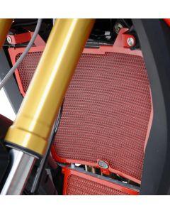 R&G RAD0195RE Radiateurbeschermer Rood BMW S1000XR