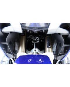 R&G RAD0208BK Radiateurbeschermer Zwart BMW R1200RT 14-