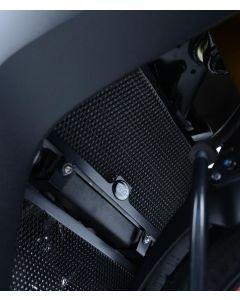 R&G RAD0213BK Radiateurbeschermer Zwart Honda CBR250RR 17