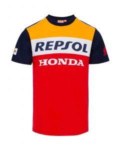 Pritelli Repsol Honda Logo T-Shirt