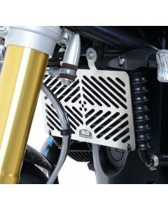 R&G SCG0004SS Oliekoelerbeschermer RVS BMW R NINE T