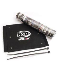 R&G SHOCK10BKREAR Schokdemper Hoes Zwart 241 X 292 MM