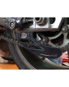 R&G TG0006BK Kettingbeschermer Zwart BMW S1000RR