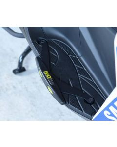 R&G TP0017BK Treeplank Sliders Zwart Honda NSC50R