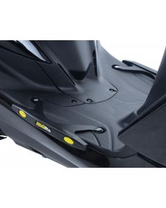 R&G TP0021BK Treeplank Sliders Zwart Yamaha MAJESTY S / S-MAX 15-