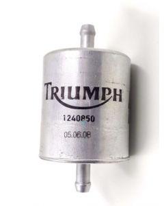 Triumph Brandstoffilter T2407046